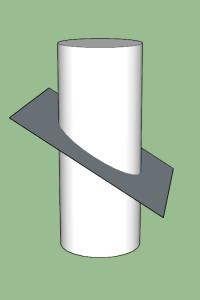 plane-bisecting-cylinder